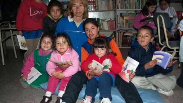 Una cooperativa de niños en las Altas Cumbres