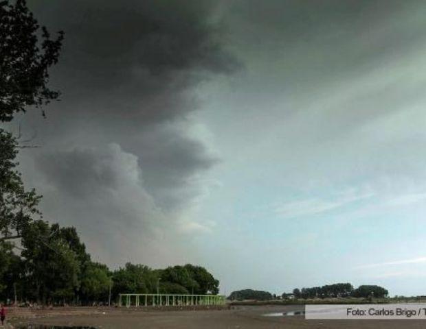 Alerta meteorológica por tormentas fuertes en Córdoba y tres ... - El Diario de Carlos Paz