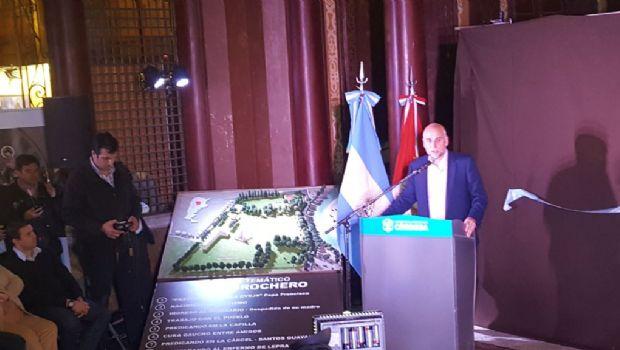 Córdoba presentó las obras para la santificación de José Gabriel Brochero