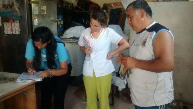 La Provincia ya asiste a las familias afectadas por el temporal en Tío Pujio