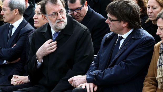 Rajoy presiona a Puigdemont para que se decida
