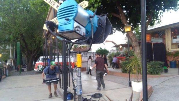 Comenzó a rodarse la película Alma Pura en Carlos Paz
