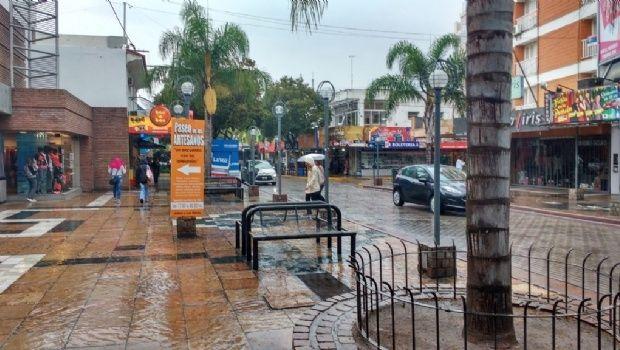 Sigue el alerta por abundantes lluvias en la provincia