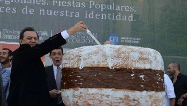 Mañana arranca la Fiesta del Alfajor en La Falda