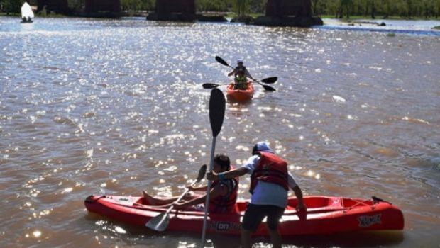 Verano 2018: Deportes náuticos y música en vivo en Río Cuarto