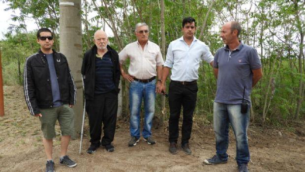 Nuevas cañerías para sumar un millón de litros a la red de agua de Tanti