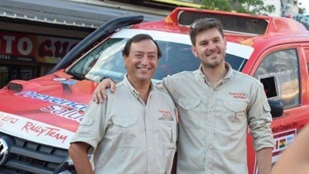 Mansilla y Scholz, los carlospacenses que correrán el Rally Dakar