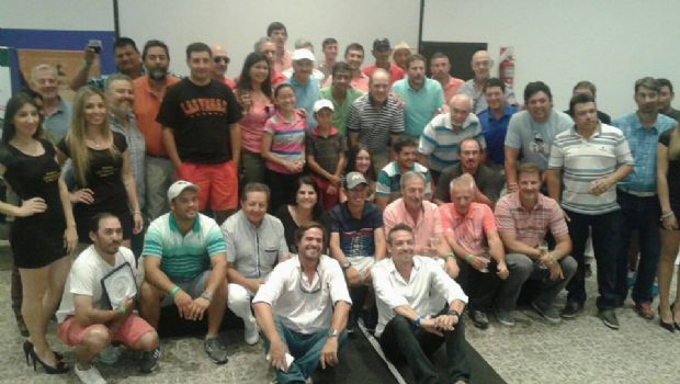 Carlos Paz vivió la final del torneo de golf internacional