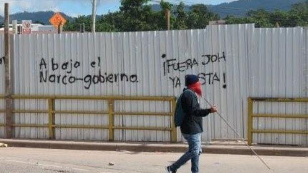 Una Honduras vivida en el destierro