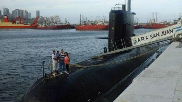 """Los familiares de los tripulantes del submarino, duros con Aguad: """"Si están fallecidos, traémelos"""""""