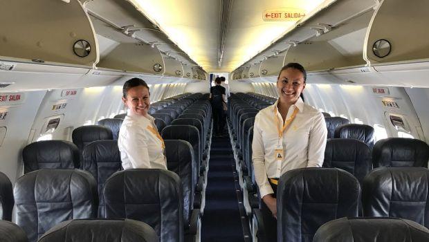Flybondi inauguró sus vuelos lowcost desde Córdoba