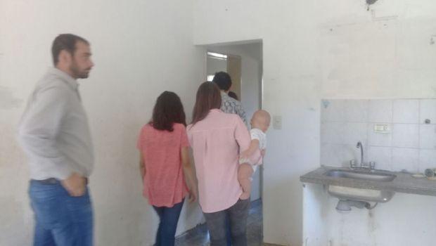 Por incumplimientos, le dieron a otra familia una vivienda social