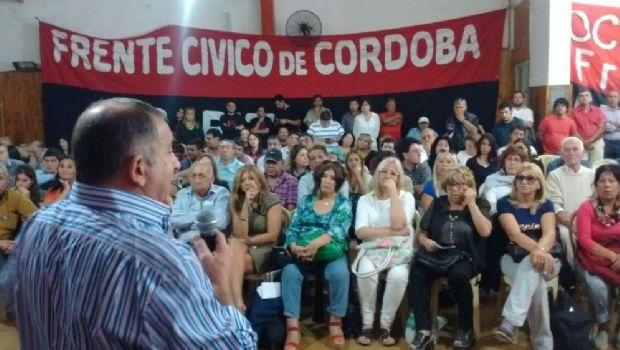 Luis Juez: En las próximas elecciones el Frente Cívico va a estar presente
