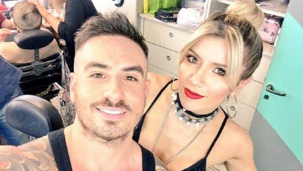 Las primeras vacaciones de Laurita Fernández y Fede Bal en Las Vegas