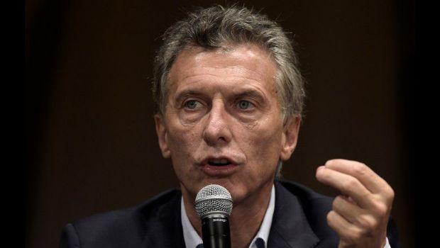 Macri: No queremos más comportamientos mafiosos