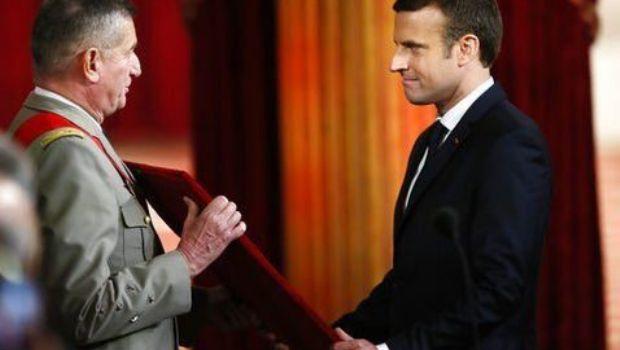 Macron asumió como presidente de Francia