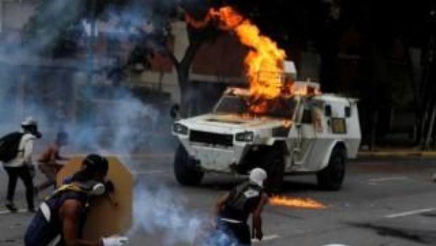 El relato perverso de la violencia en Venezuela