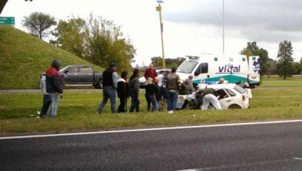 Murió un policía de Carlos Paz que se accidentó en la autopista
