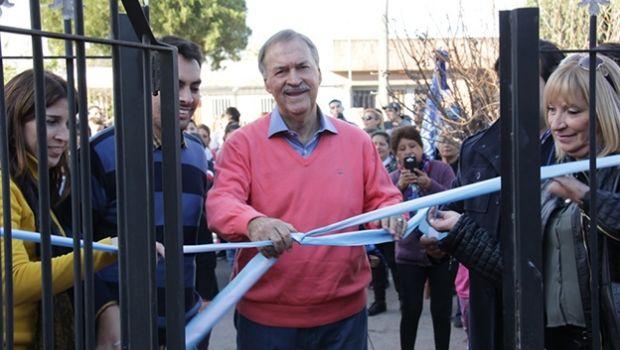 El Gobernador inauguró la Sala Cuna 231