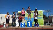 600 corredores en el maratón internacional Vuelta al lago San Roque