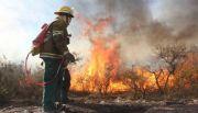 El riesgo de incendios forestales es extremo