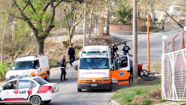 Carlos Paz: Murió un joven ciclista en la bajada de El Fantasio