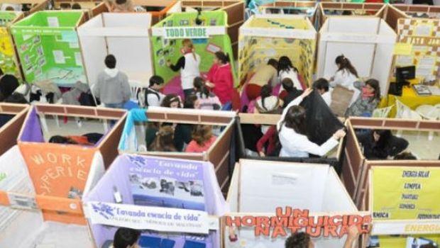 Comenzará la Feria Provincial de Ciencia y Tecnología en La Falda