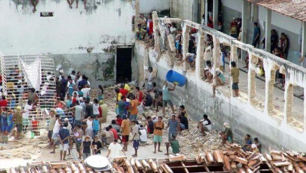 Motín en una cárcel de Brasil deja 9 muertos